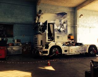 Ευθυγράμμιση Τράκτορα - Γεραλής | Ευθυγράμμιση | Ζυγοστάθμιση | Service Φορτηγών | Service Αυτοκινήτων - 24ωρο Service | Κινητό Συνεργείο | Έλεγχος ΚΤΕΟ | Κάρτες Καυσαερίων | Διαγνωστικός Έλεγχος