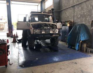Επισκευή Unimog - Γεραλής   Ευθυγράμμιση   Ζυγοστάθμιση   Service Φορτηγών   Service Αυτοκινήτων - 24ωρο Service   Κινητό Συνεργείο   Έλεγχος ΚΤΕΟ   Κάρτες Καυσαερίων   Διαγνωστικός Έλεγχος